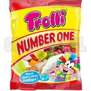 Żelki Trolli Mix Number One op.500 g