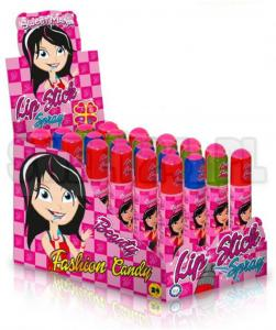 Spray Lipstick Beauty 17ml op op.24szt. 0,76 zł/szt.