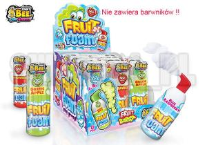 PIANA Owocowa FRUIT FOAM JOHNY BEE  op.12szt. 2,39 zł/szt.